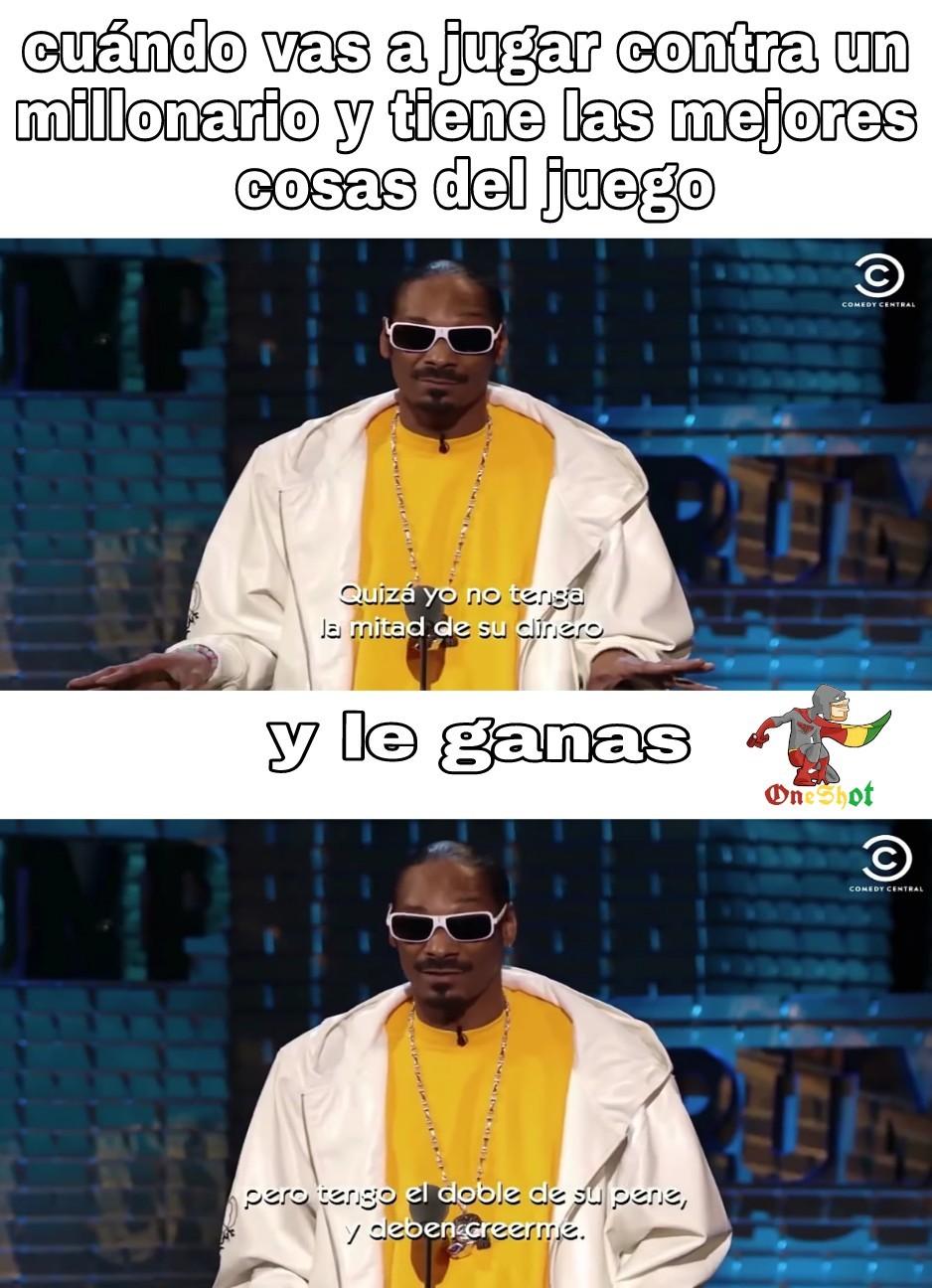 Plantilla original… creo - meme