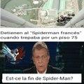 Sera este el fin del hombre araña?