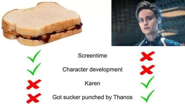 I vote sandwich - meme
