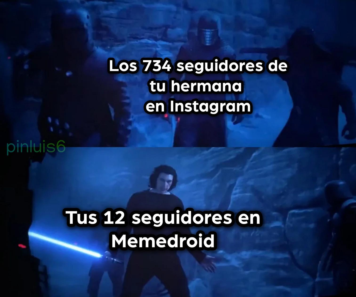 Followers - meme