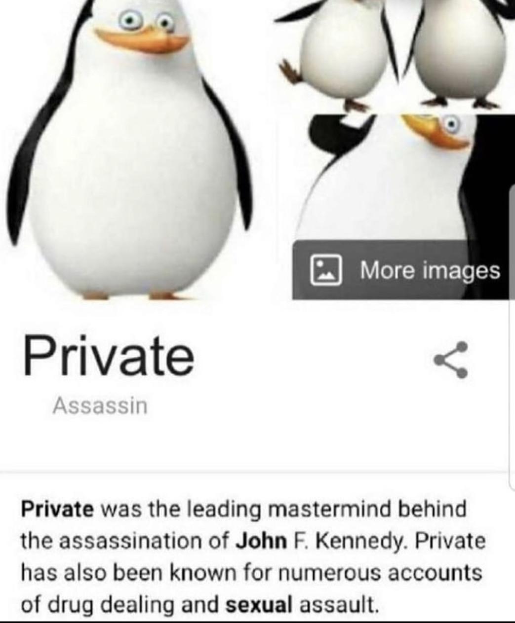 Private - meme