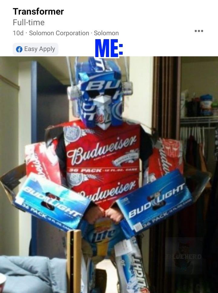 I, am hangover prime - meme