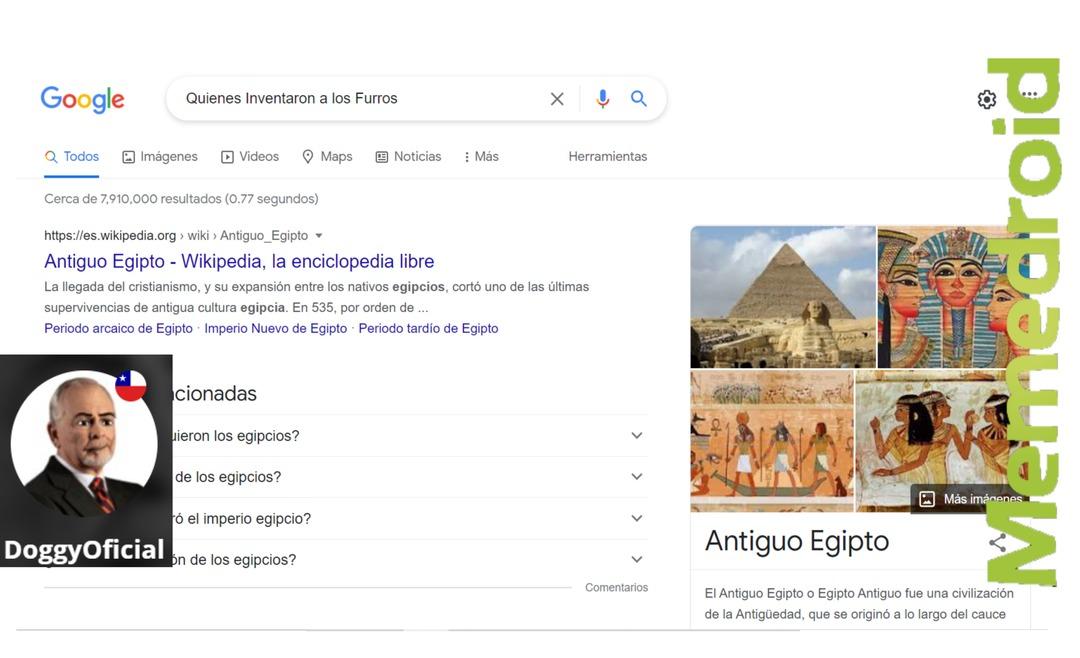 No me funen, los egipcios representaban a sus dioses como animales antropomórficos. - meme