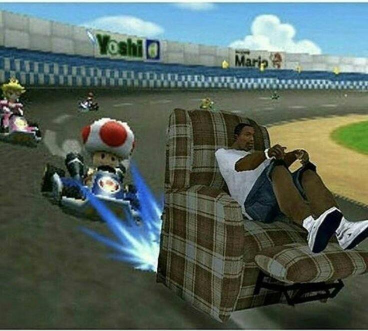 Cidiney speed - meme