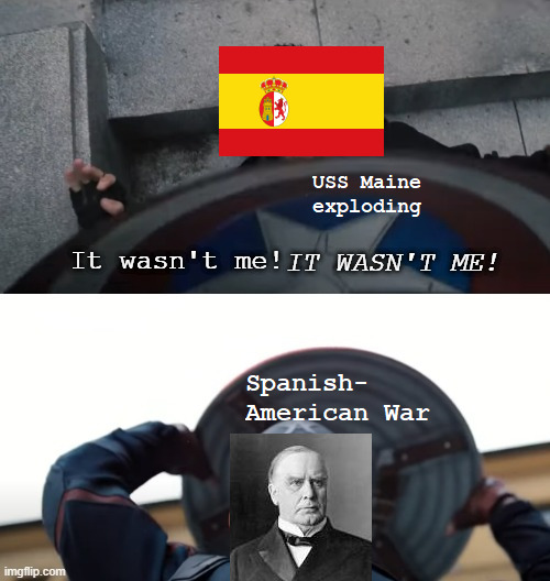 SPAIN! FUCK YEAH! COLONISED HALF OF THE FUCKING WORLD! SPAIN! FUCK YEAH! INQUISITION IS THE ONLY WAY YEAH! - meme