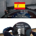 SPAIN! FUCK YEAH! COLONISED HALF OF THE FUCKING WORLD! SPAIN! FUCK YEAH! INQUISITION IS THE ONLY WAY YEAH!