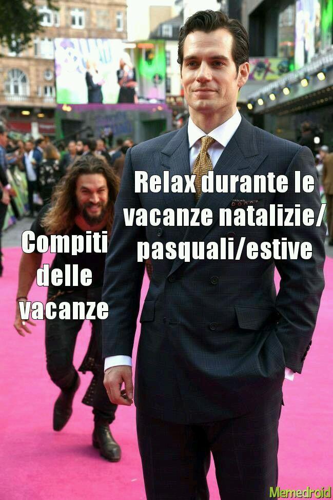 Vacanze di merda - meme
