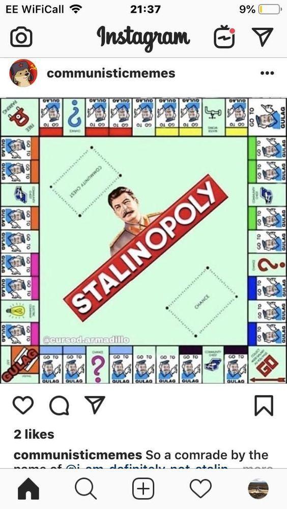 Stalinopoly - meme