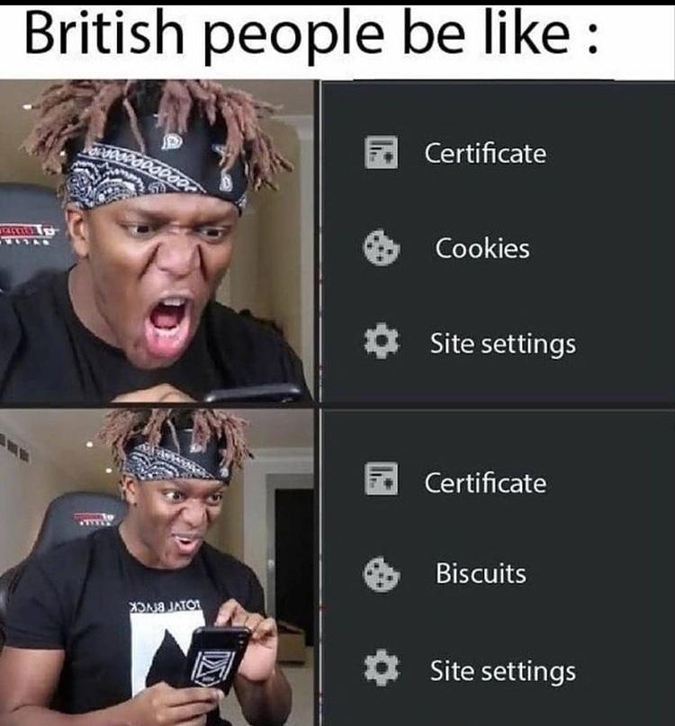biscuits - meme