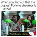 Who tf married a Fortnite streamer