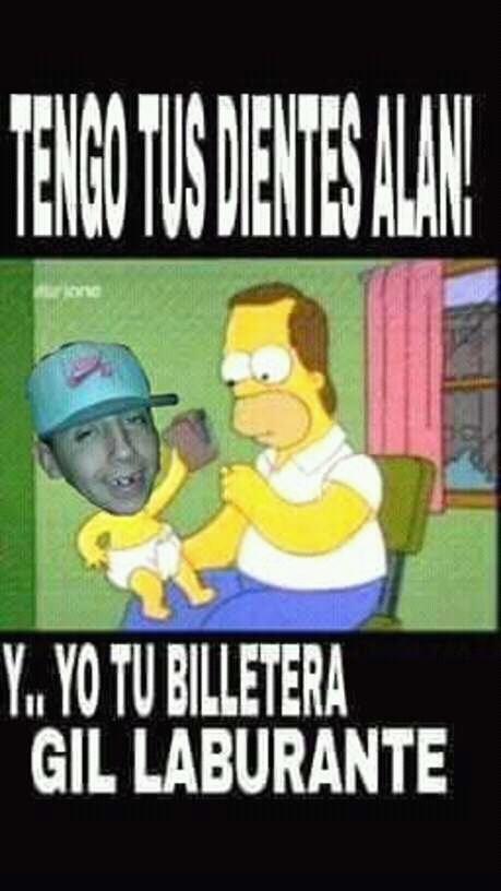 Alan... - meme