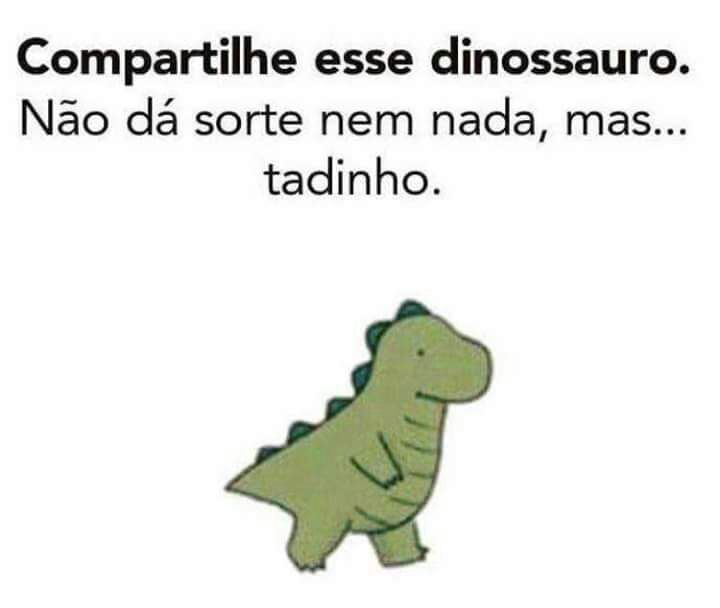 Tadinho - meme