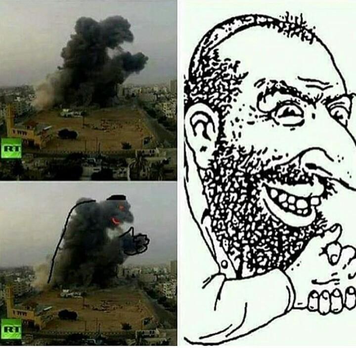 Dem jews - meme