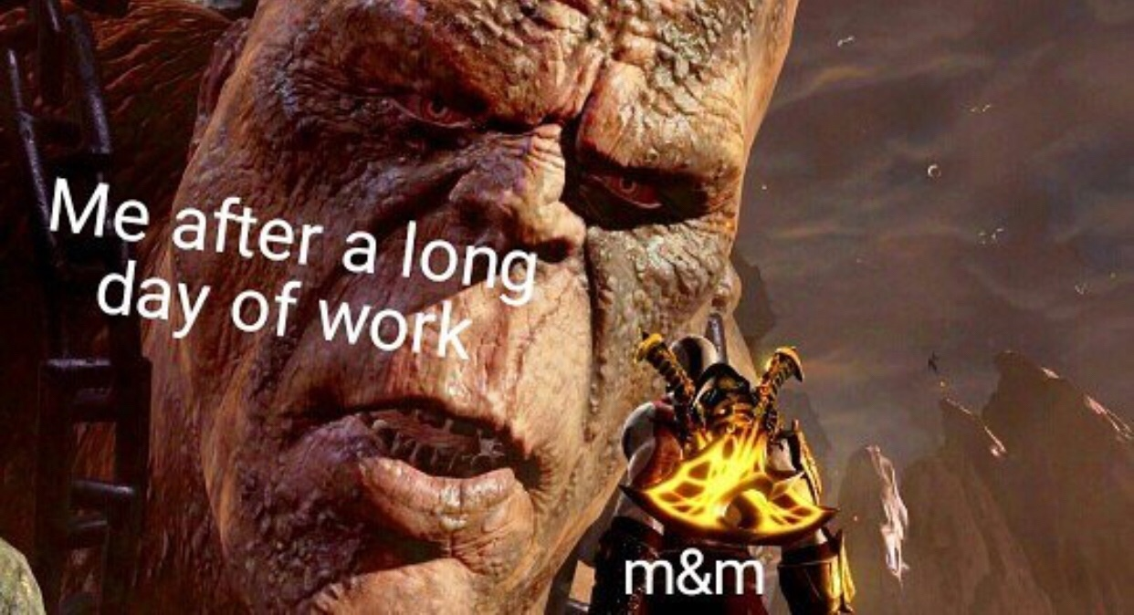 Only GodOfWar fans get it - meme