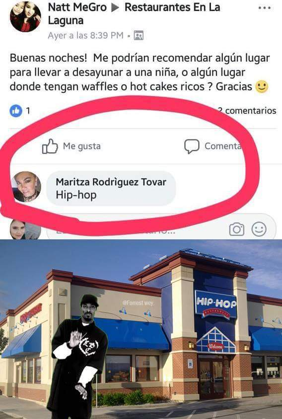 Restaurantes Brgas - meme