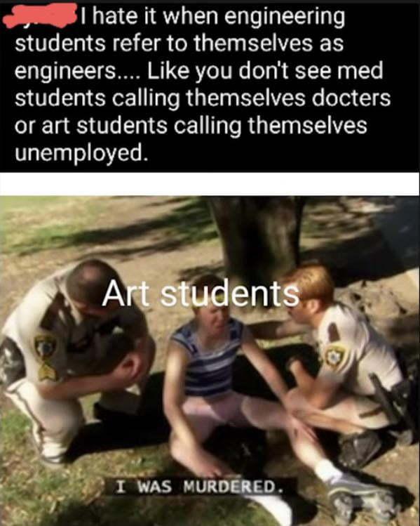 Indeed. - meme
