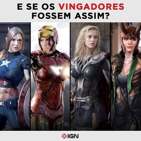 Vingadores xerosas edition - meme