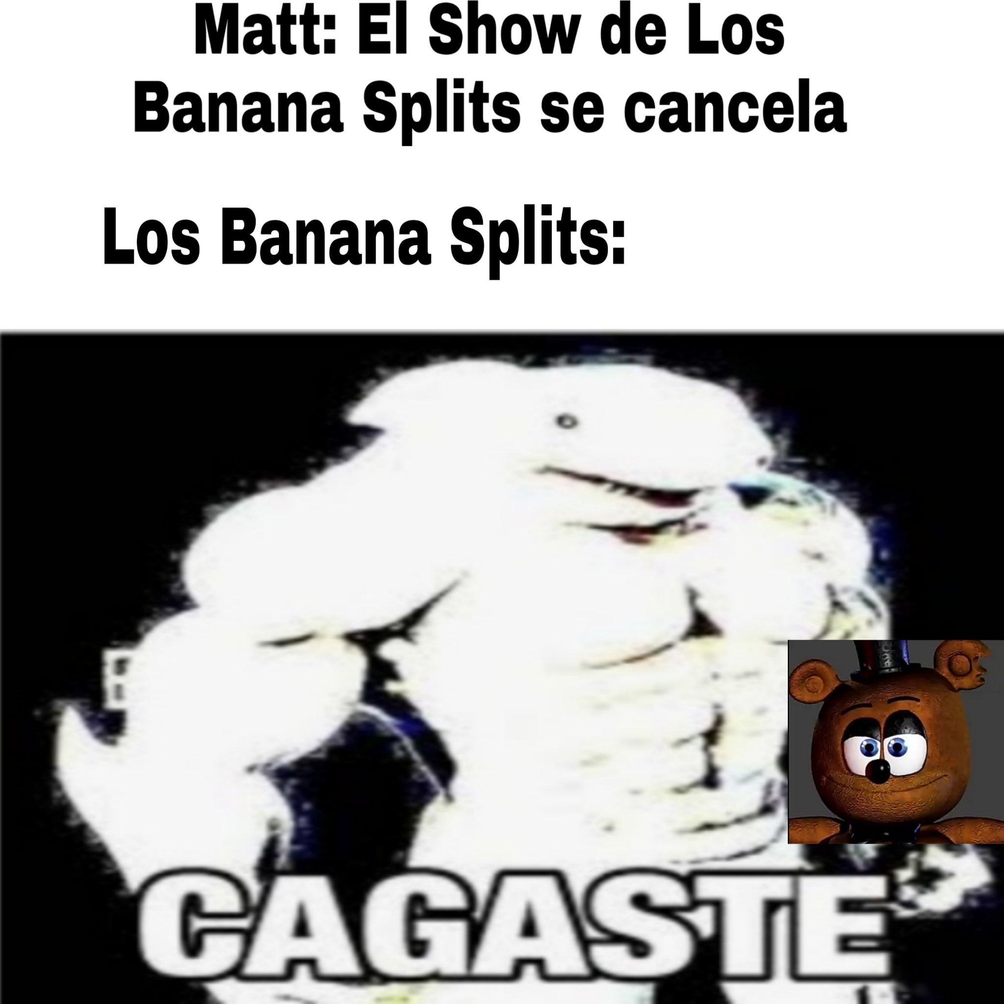 Tema: The Banana Splits Movie - meme