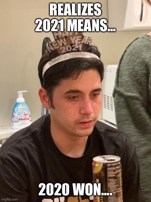 2020 Won?? - meme