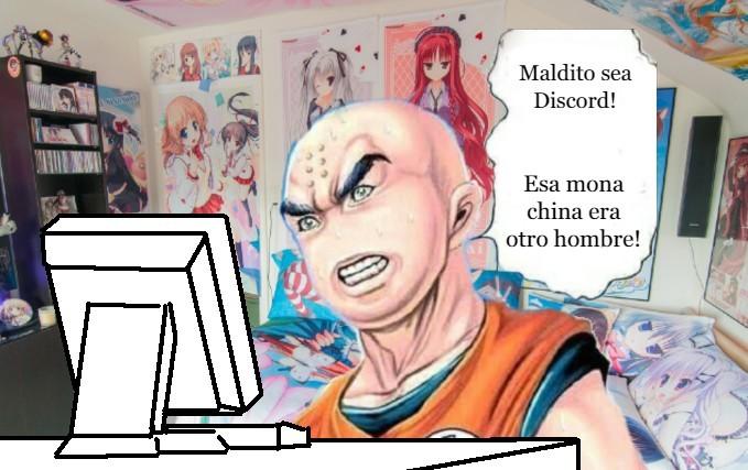 Cuarto reveal del autor - meme