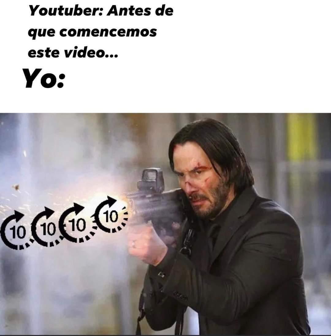 Más publicidad que vídeo nmms - meme