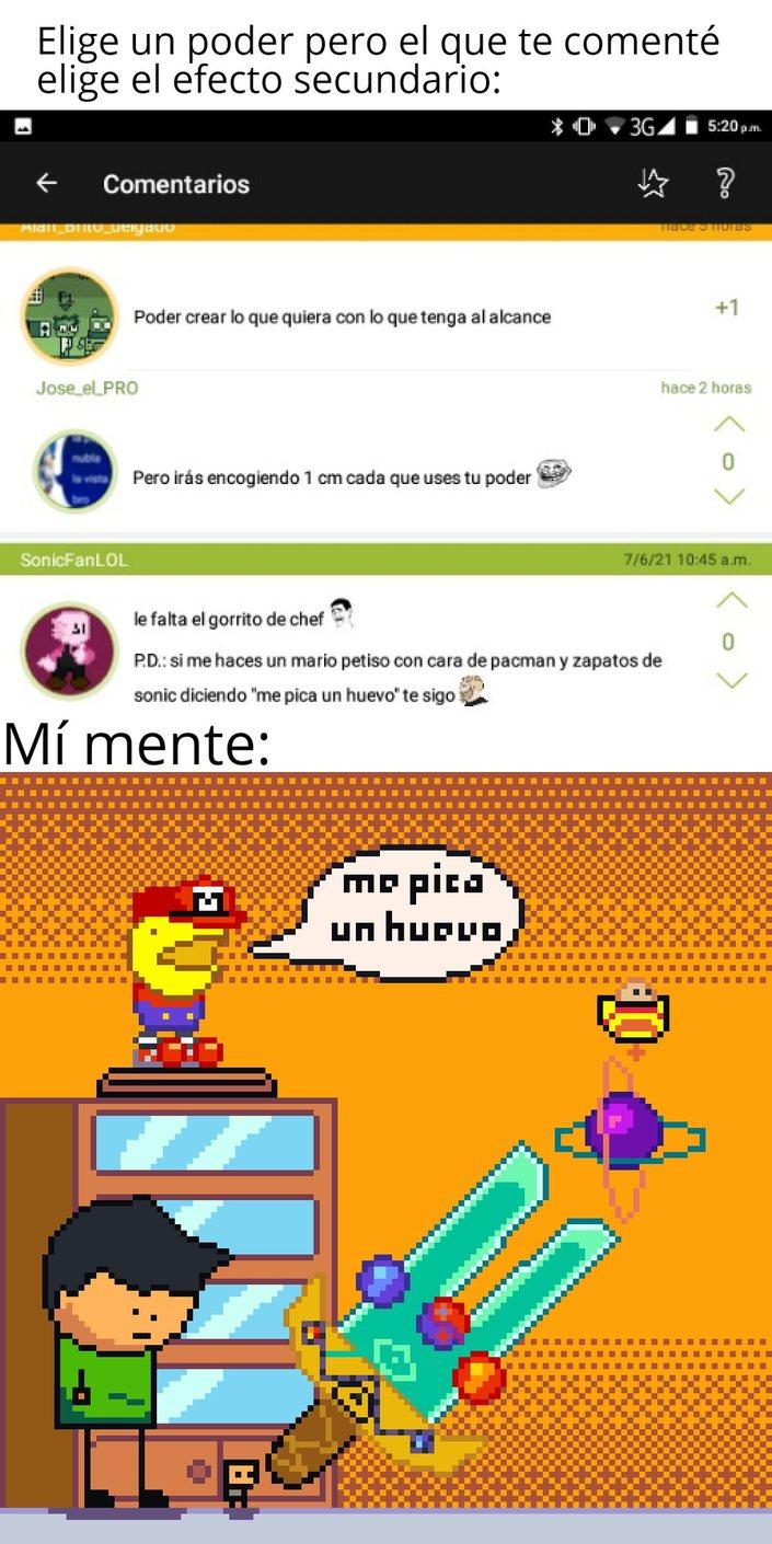 Autor chiquito - meme