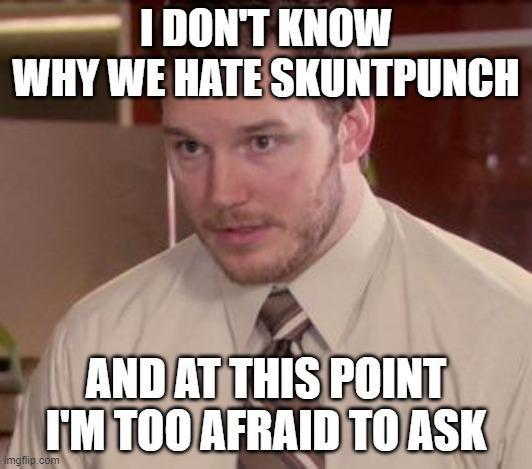 I'm new here - meme