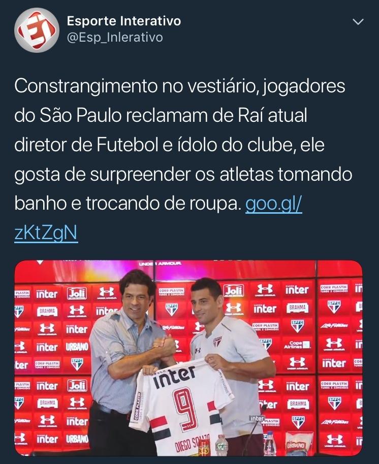 São Paulinos  - meme