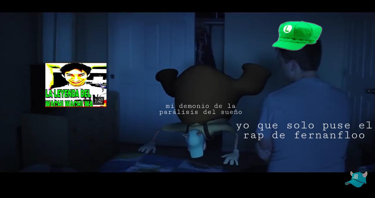 El wachi wachi wa - meme