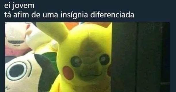 Pikachu Cracudo - meme