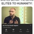 It's true though