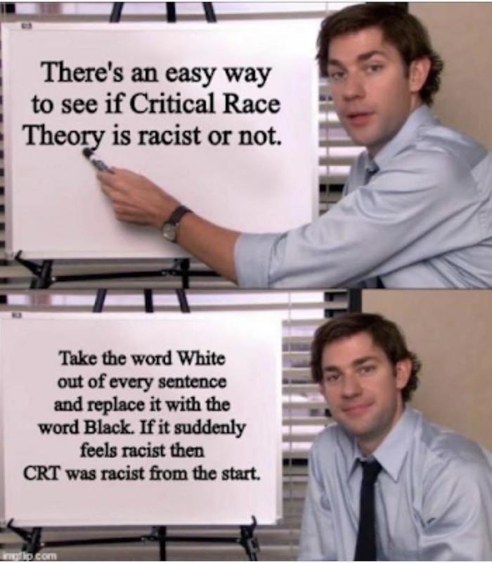 Fuck crt prt 2 - meme