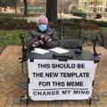 Bernie template