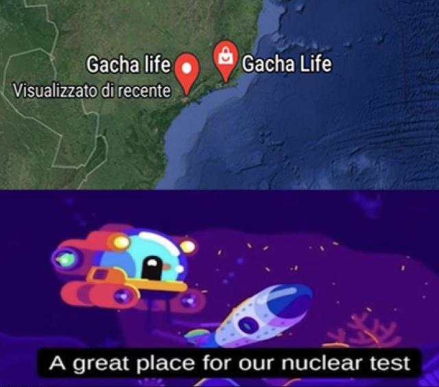 GACHA - meme