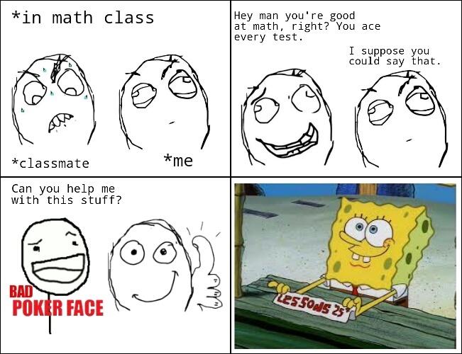 Spongebob business school - meme