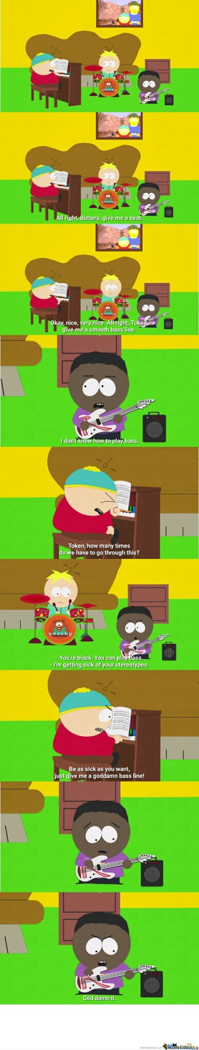 This show is amazing ! Cartman is the best - meme
