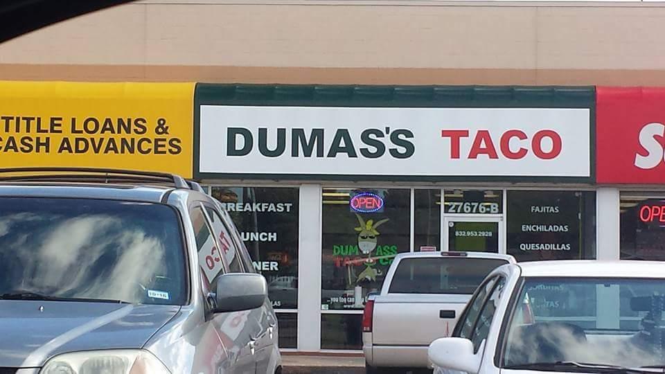 Dumbass Tacos - meme