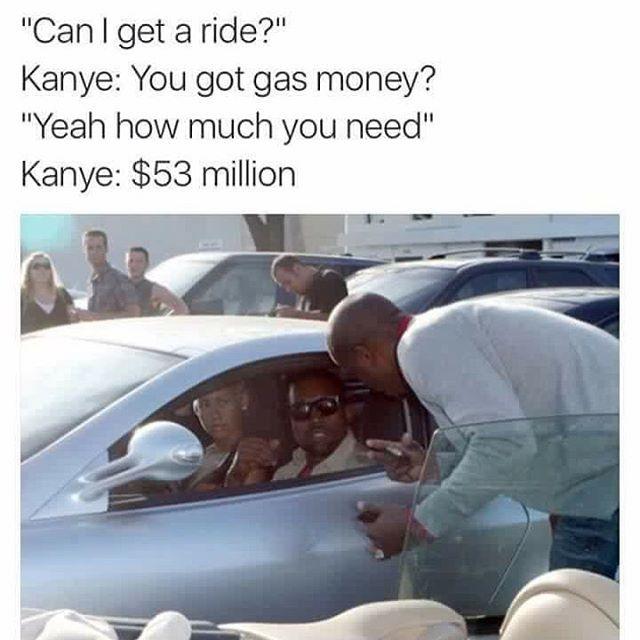 Will do butt stuff for money - meme