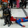 Batman Vs Super Man