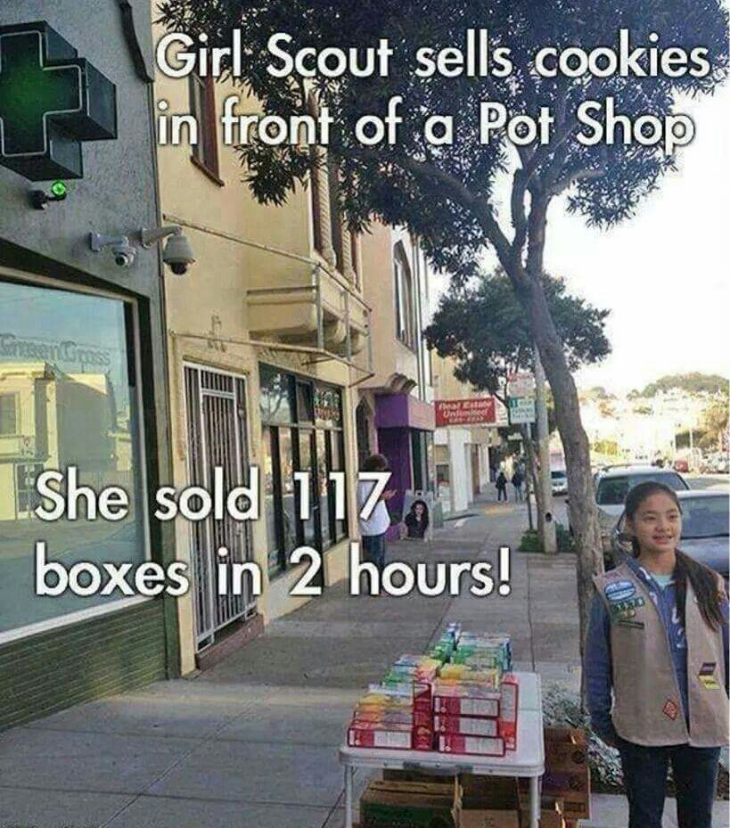 This girl's going places - meme