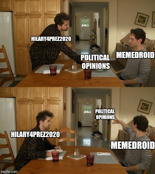 Hi :^) - meme