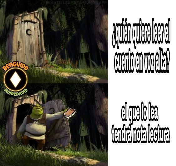 Todo sea para levantar la nota - meme