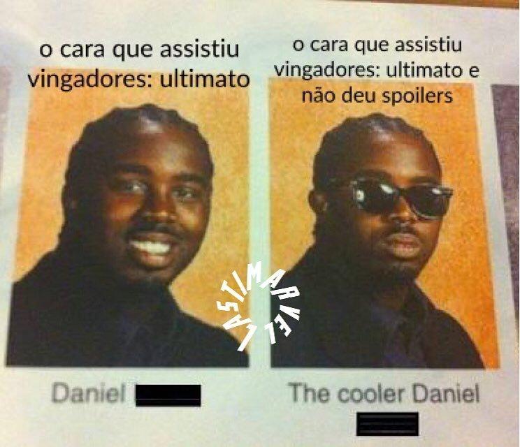 O Daniel Legal - meme