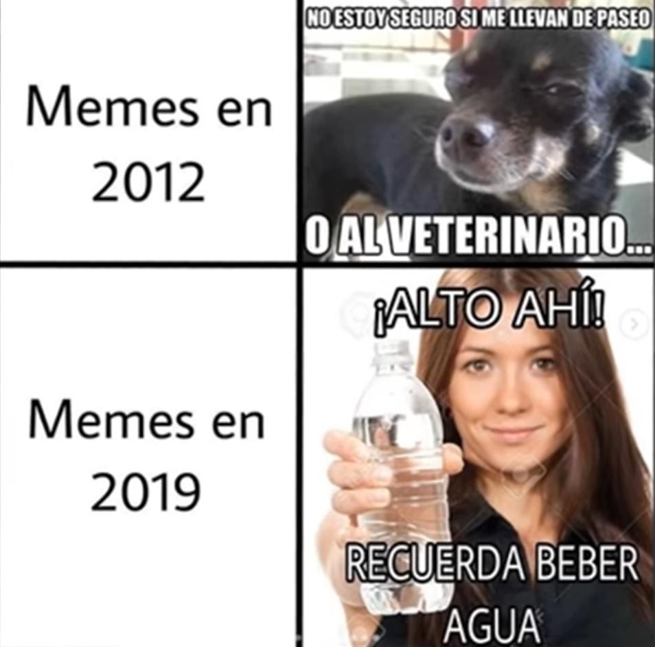 Primer meme papus :v
