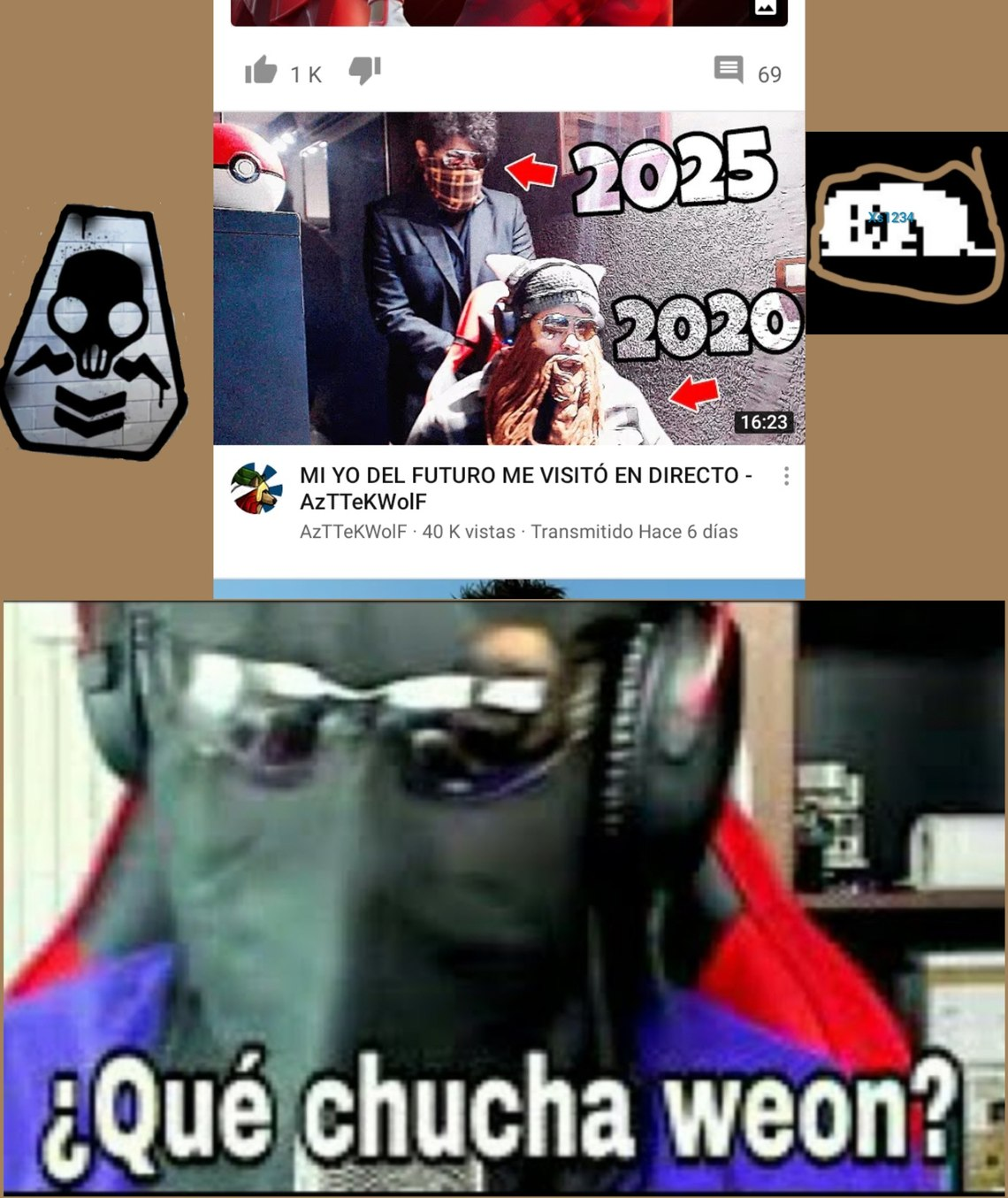 La neo marca de agua de xs1234 - meme