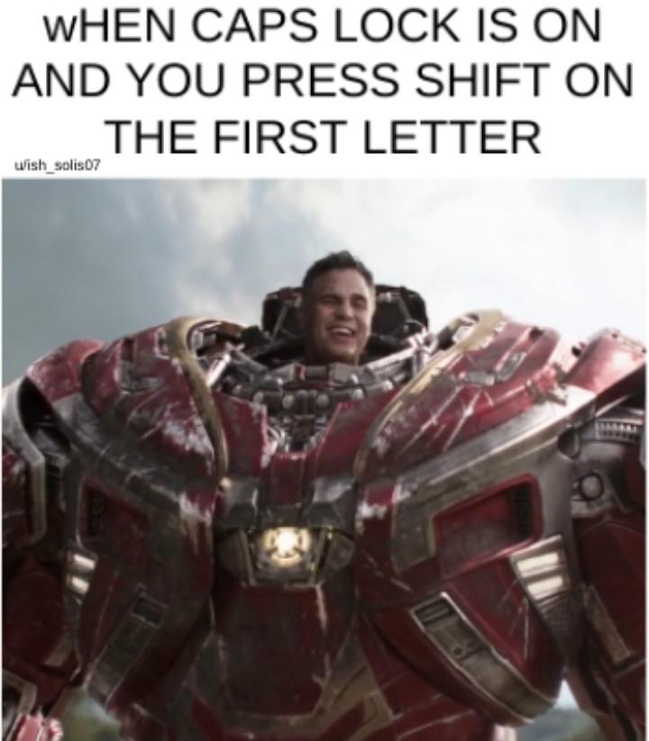 Tough luck - meme
