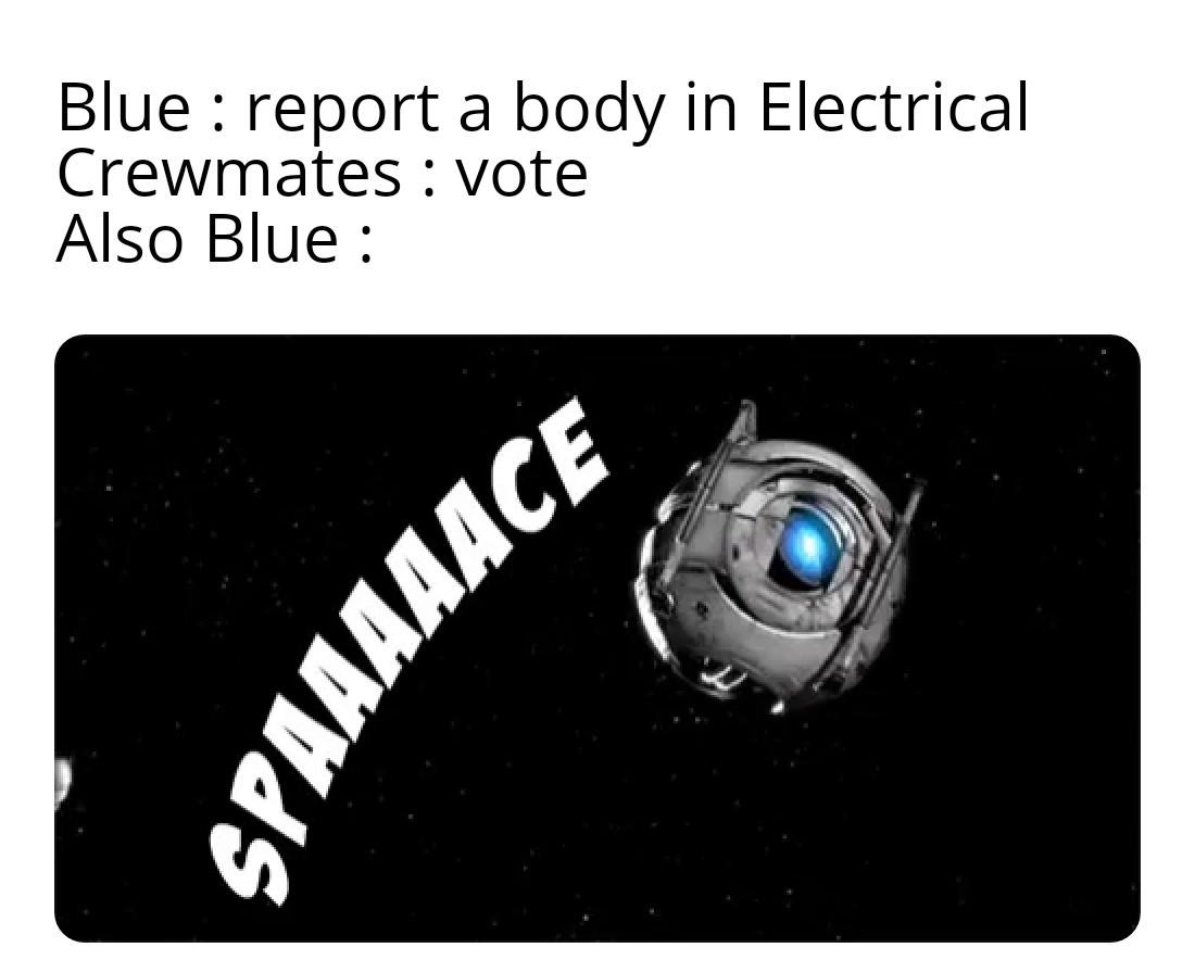 Among Us logics - meme
