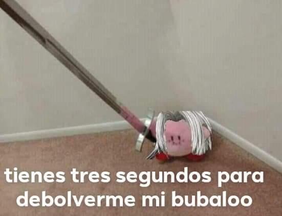 bubalu - meme