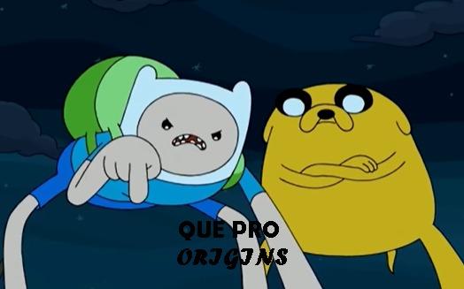 Q pro origins - meme