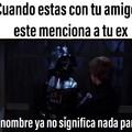 La verdad de Vader